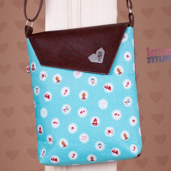 Dámské kabelky - ručně vyrobené!